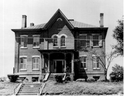 Amelia Hutchings Memorial Library, Madison Street, Pleasant Hill Neighborhood (demolished)
